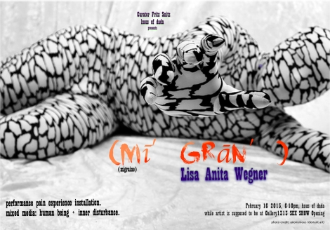 (mī′grān′) performance poster